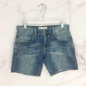Wildfox Denim Jean Shorts
